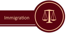 Immigration Button - Law Firm